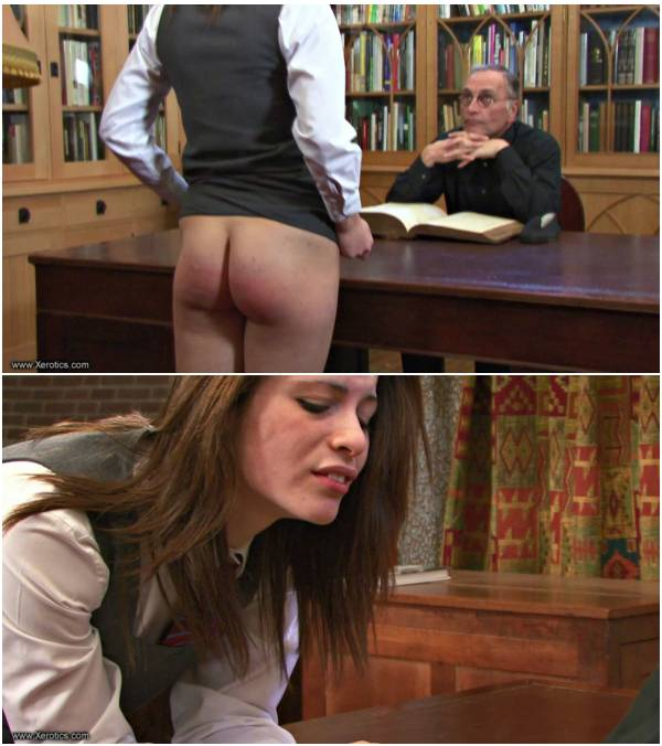 Priest And School Girl Vol 1 [Xerotics.com, hairbrush strap shcool.girl xerotics.com spanking otk no.sex bdsm cane brunette]