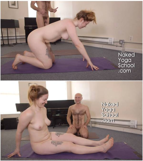 1 Hour Naked Yoga- Twisting Poses for Digestive Health