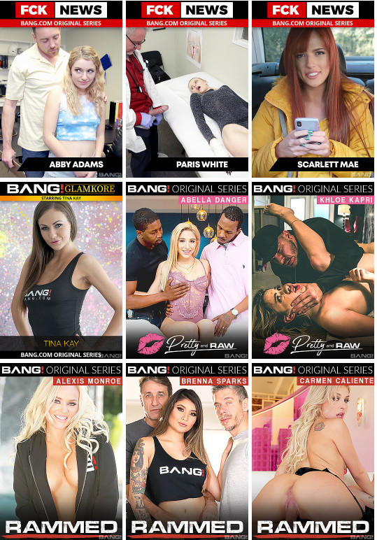 Bang! Originals March-April 2019 SiteRip (720p, 43 clips, 41.22 GiB)