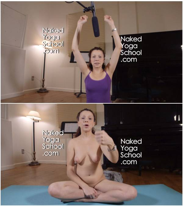 ASMR- Naked Finger Yoga 1- Relaxing Fingers