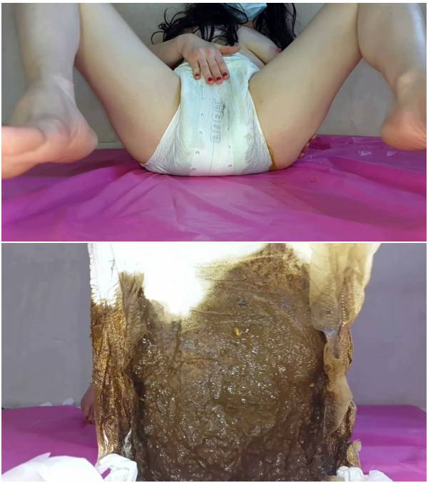 Anna Coprofield – Diaper And Smearing (free scat tube videos)