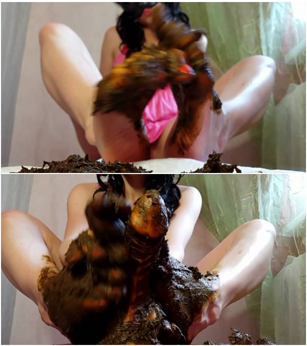 Anna Coprofield - Shitty Feet (diarrhea scat videos)