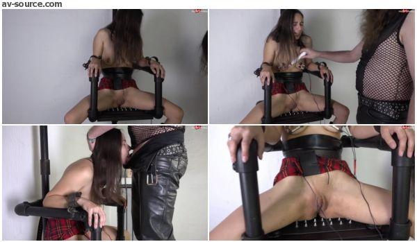 Elektrischer Stuhl 2 mit AmateureXtreme
