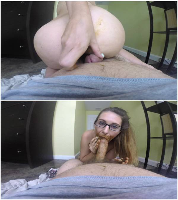 Hotscatwife - Your Dream Filthy Blowjob  (videos scat free)