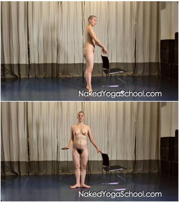 Naked Ballet Workout 2