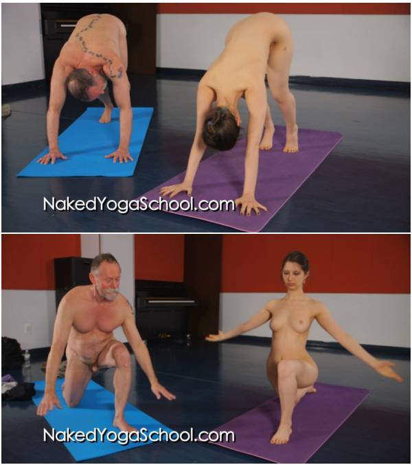 Naked Morning Yoga 2- Morning Hatha