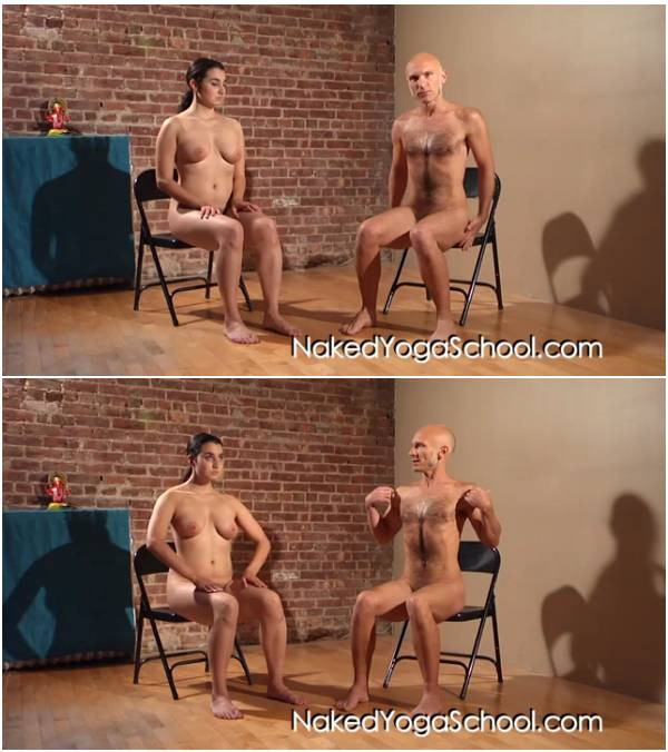 Naked Office Yoga 1- Sitting Well