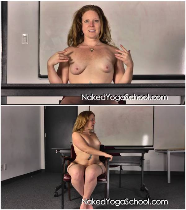 Naked Office Yoga 10- Asana At Your Desk