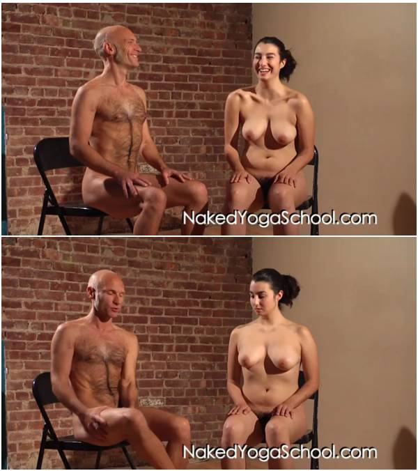 Naked Office Yoga 4- For Your Lower Torso