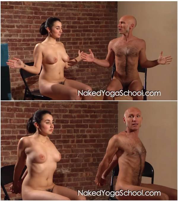 Naked Office Yoga 5- For Your Upper Torso