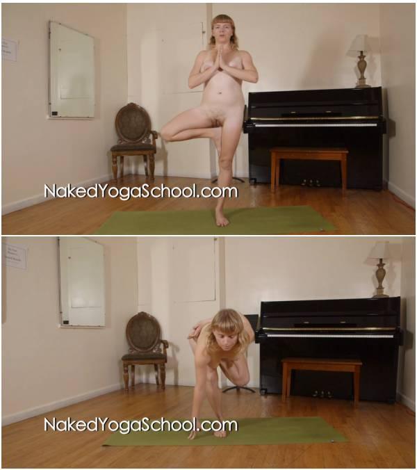 Naked Yoga for Balance 2- Foot  and  Leg Balances