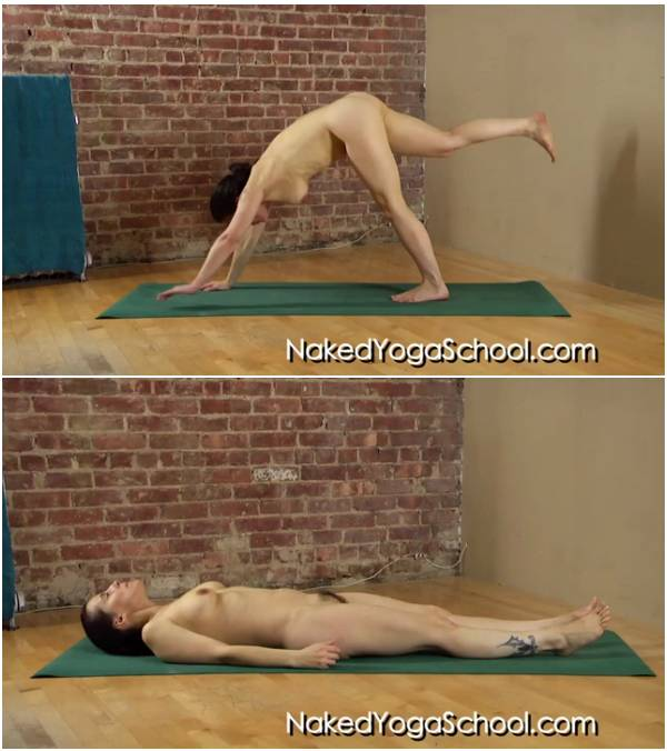 Naked Yoga for Core Strength 2