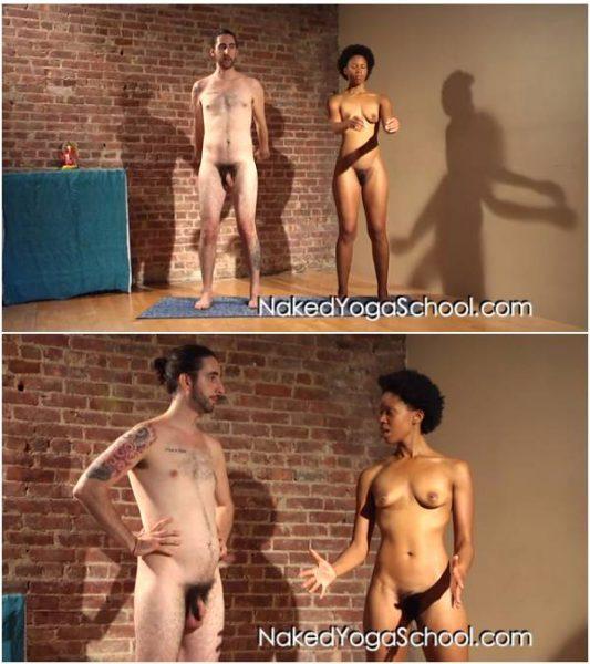 Nude Taoist Yoga 1- Grounding