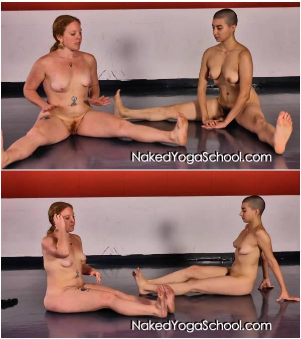Nude Yoga for Beauty 3- Pretty Feet
