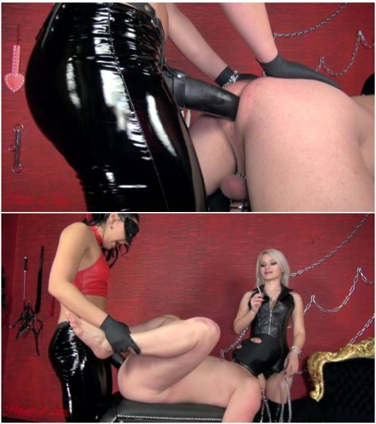 HouseOfSin - A Bitch In Heat For My Big Black Dick  and  Miss Sarah