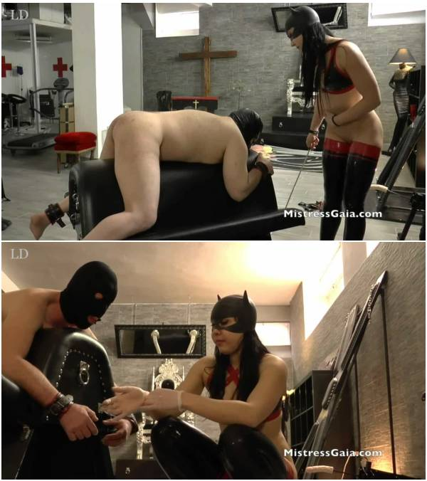 Gratis rubber fetish videos