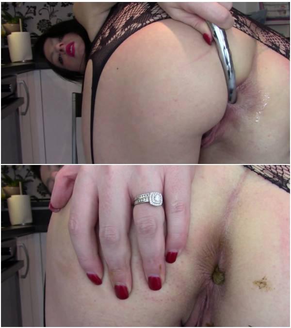 evamarie88 - Lick My Dirtbox Then Watch Me Shit (scat porn free videos)