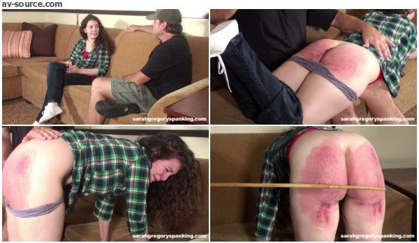 Tearful Angel Severe Punishment - SarahGregorySpanking